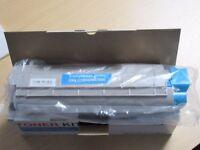 Black compatible toner for OKI C5850 /C5950