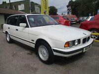 BMW 5 SERIES 1.8 518I SE TOURING 5d 115 BHP (white) 1994