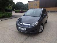 Vauxhall Zafira Design Nav CDTi Ecoflex Manual Diesel 0% FINANCE AVAILABLE