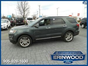 2016 Ford Explorer Limited4X4