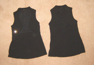 Lululemon Tops sz XS(?), Dress sz 0, XS, S, 4, Jeans sz 0, 1