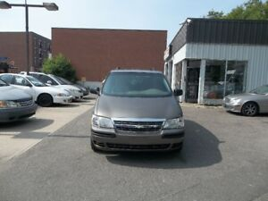 2004 Chev Venture minivan 146000 km safety and E test