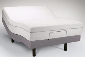 NEW Tempur-Pedic Premier Plus Twin XL Fully Adjustable Massage