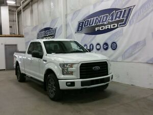 2015 Ford F-150 XLT Sport W/ 5.0L V8, Power Heated Seats