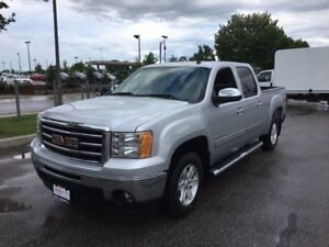 2013 GMC Sierra 1500 SLE 4WD 5.3L Short Box Crew Cab Bluetooth 6