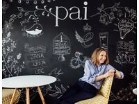 Warehouse Assistant Manager £25Kp.a. at Cosmetic Manufacturer, Pai Skincare London