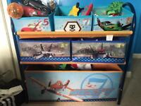 Planes Toy storage