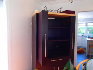 Cabinet made by Lacasse