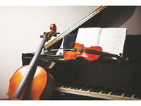 Bangor Music School now enrolling- Piano, Violin, Cello, Classical Guitar!