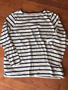BNWT Old Navy women's l/s shirt/BNWOT capris