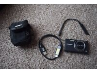 Samsung SH100 Digital Compact Camera