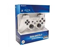 Sony PlayStation 3 Dual Shock 3 New And Boxed Controllers In Multiple Colours