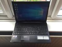 4GB Ram Fast Quad core Acer HD Laptop 250GB,Window10,Microsoft office,Ready,Excellent condition