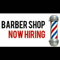 Now hiring EXPERIENCED barber/hairstylist