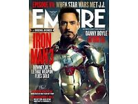 60 copies of Empire magazines