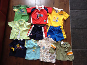 Lot of Clothes for boy 12M, contains 22 pieces