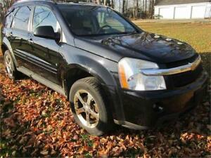 2008 Chevrolet Equinox AWD LT MODEL