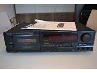 Denon Cassette Deck DRM-740 in excellent condition