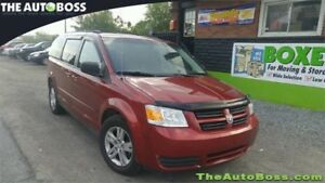 2010 Dodge Grand Caravan SE CERTIFIED! STOW N GO! ACCIDENT FREE!