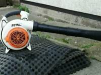 """GENUINE STIHL BG86c"""" petrol blower"""