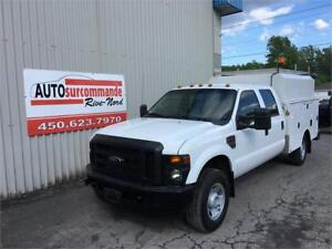 2010 Ford Super Duty F-350 SRW XL -- DIESEL --