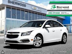 2016 Chevrolet Cruze LT Only 15,000kms!!