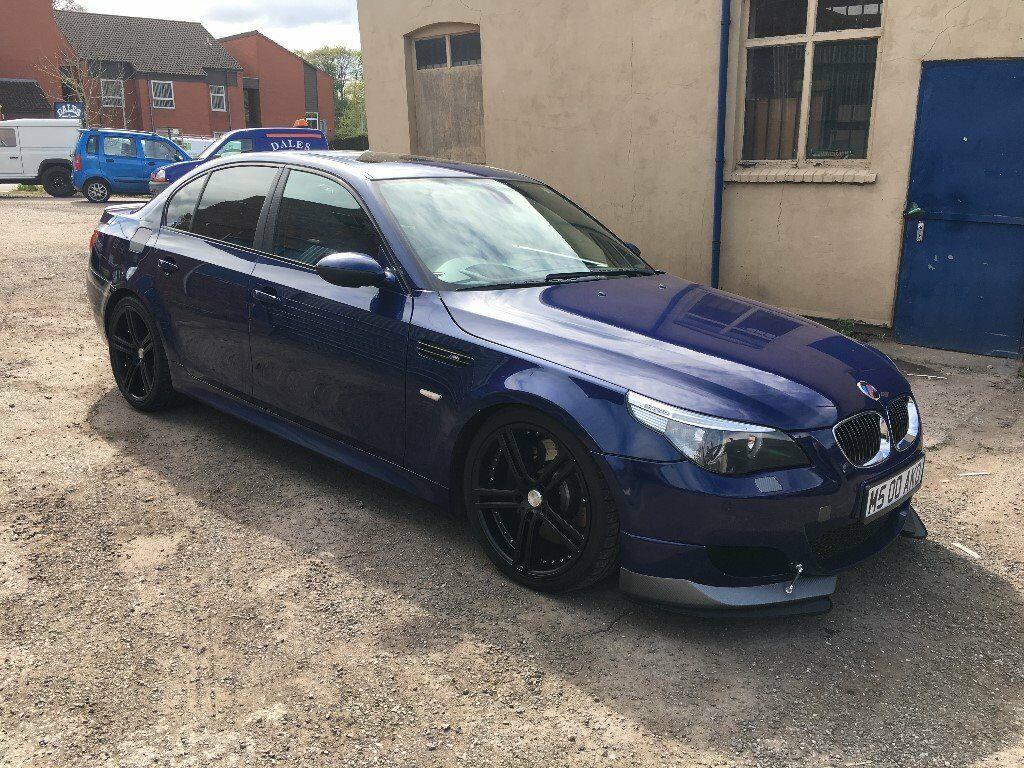 bmw m5 e60 in stoke on trent staffordshire gumtree. Black Bedroom Furniture Sets. Home Design Ideas