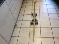 Dynastic pair of skis