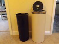 John Lewis soft touch top waste bin