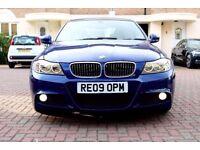 BMW 320I M SPORT 4 DR SALOON FSH HPI CLEAR 2 KEYS EXCELLENT CONDITION