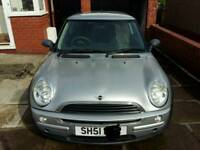 Mini One PARTS only 2001 reg