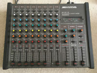 JB Systems BS810 8 channel mixer