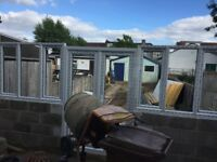 Brand New Patio Door and Two double glazed widows for sale