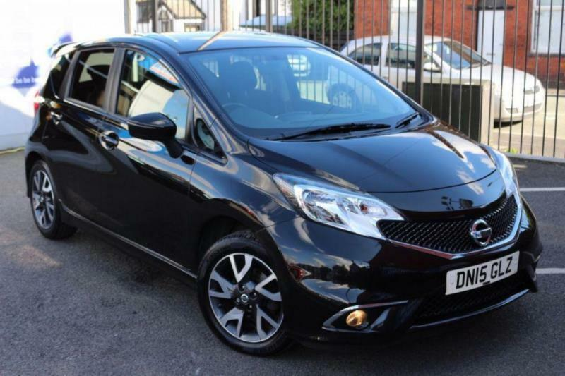 2015 15 NISSAN NOTE 1.2 ACENTA 5D 80 BHP