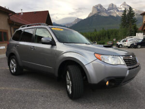 2010 Subaru Forester XT Limited, LOW KMS!