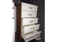 TOLL CHEST OF DRAWERS FREE DELIVERY IN LIVERPOOL