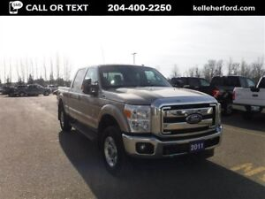 2011 Ford Super Duty F-350 SRW Lariat