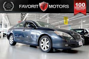 2007 Lexus ES 350 LTHR | HEATED SEATS | MOONROOF