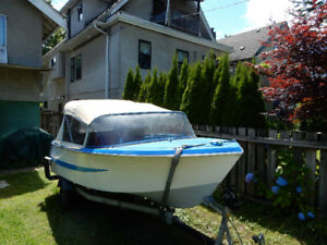 14ft Kencraft Runabout
