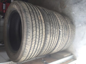 Set of 4 Michelin Tires