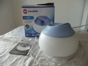 LIFE COOL MIST HUMIDIFIER PLUS FOOT SPA