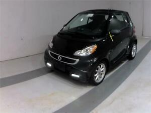 2014 SMART FORTWO PASSION CABRIOLET ELECTRIC DRIVE (GARANTIE!!!)