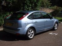 EXCELLENT EXAMPLE!!! 57 REG FORD FOCUS 1.8 TDCi ZETEC CLIMATE 5dr, LONG MOT, FSH, AA WARRANTY