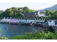 Property required to rent on Isle of Skye, long or short term.