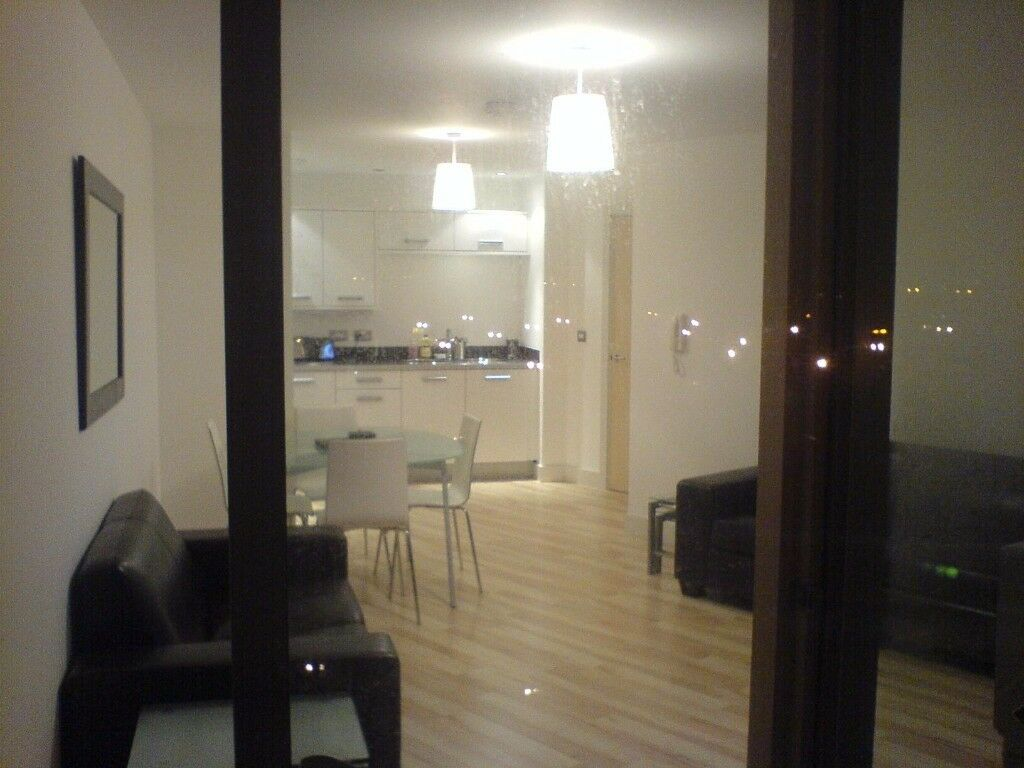 Exceptional 1 Double Bed Vie Development Apartment Manchester