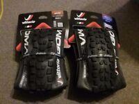 Brand new Set of Vittoria Goma All Mountain Tyres 29x2.4 RRP £74.00