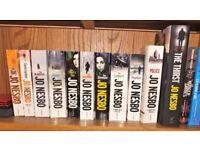 """Jo Nesbo """"Harry Hole"""" Books"""