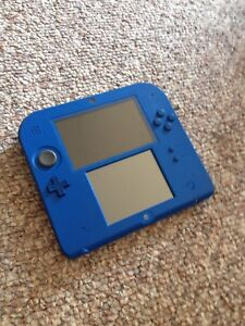 2DS Blue. Perfectly new condition