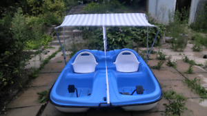 Pelican Monaco 7 ft 6 in 5-Person Pedal Boat