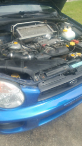 Wanted parts for 02 wrx